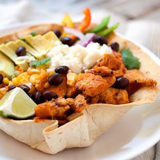 Chipotle Chicken Taco Bowls