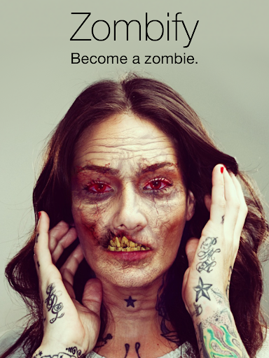 Zombify - Zombie Photo Booth 1.4.6 screenshots 6