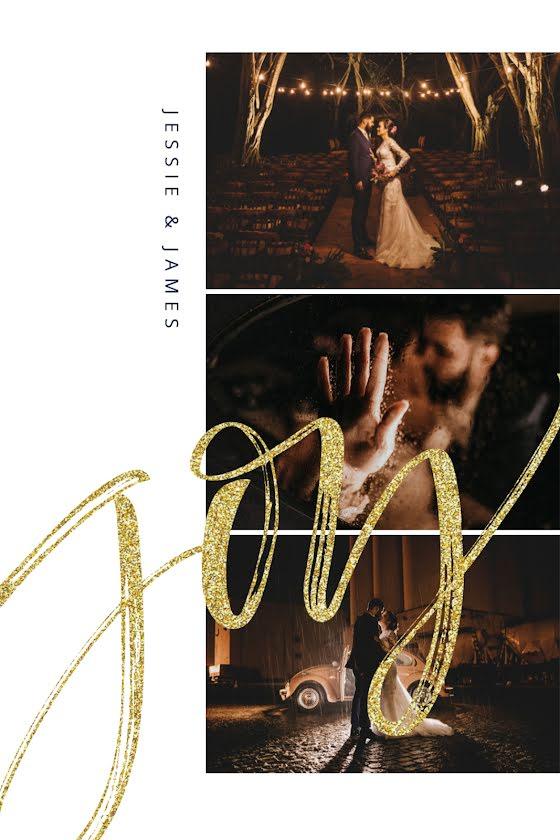 Jesse & James Wedding - Wedding Template