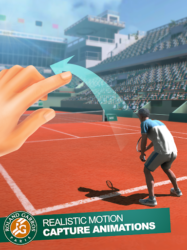 French Open: Tennis Games 3D - Championships 2018 1.33 screenshots 8