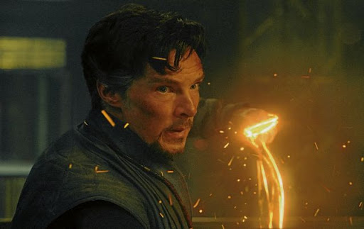 Getting it right: Benedict Cumberbatch as Doctor Stephen Strange. Picture: SUPPLIED