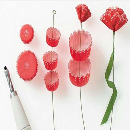 Diy easy paper flowers apk download apkpure diy easy paper flowers screenshot 26 mightylinksfo