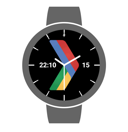 GDG Watch Face