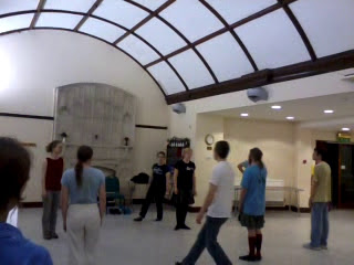 Video: Singing for dancing! This is really my dream, still a bit practice and the radio does not have to play a long... Oh, and sorry for my big mistake at the beginning, dancing the wrong dance!