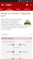 Screenshot of FC Bayern Freunde München e.V.