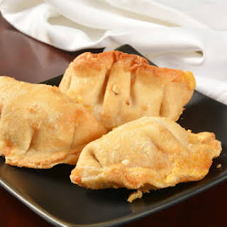 These Baked Vegetable and Cream Cheese Wontons Are the Perfect Appetizer.
