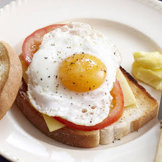 Fried Egg Sandwiches.