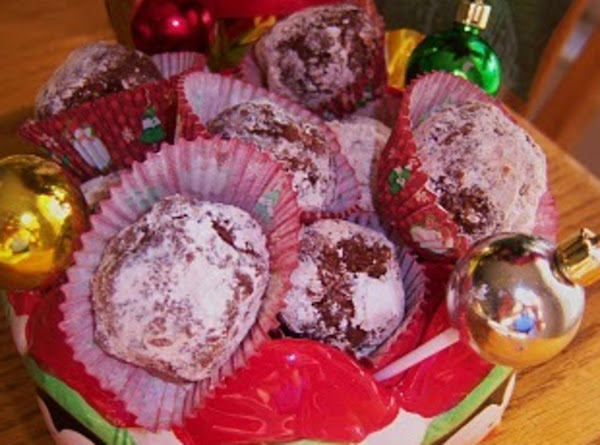 Yuletide Hazelnut Balls Mix In A Jar Recipe