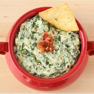 Crock Pot Spinach Dip!.
