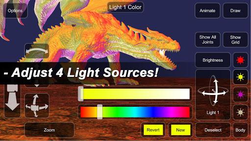 Dragon Mannequin 1.5 screenshots 3