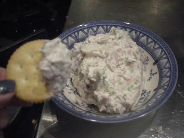 Ham And Onion Dip Recipe