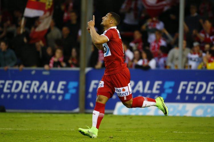 """Saadi nam afscheid van Kortrijk met het winnende doelpunt: """"Hij vroeg me om samen met zijn ploeggenoten afscheid te nemen"""""""