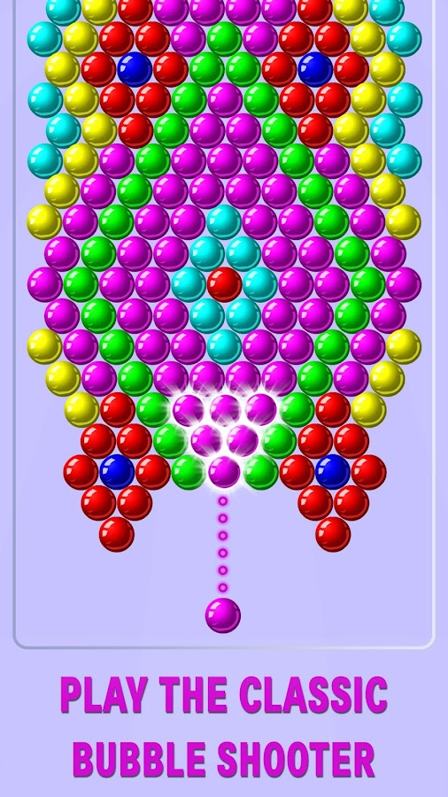 Online Bubble Shooter
