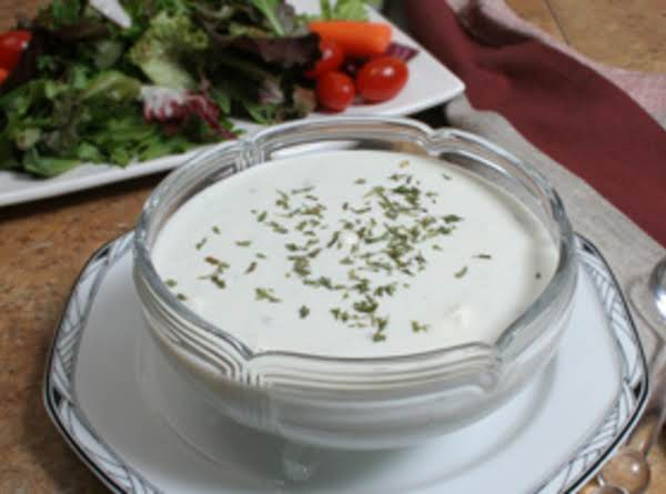 Heaven Sent Blue Cheese Dressing Recipe