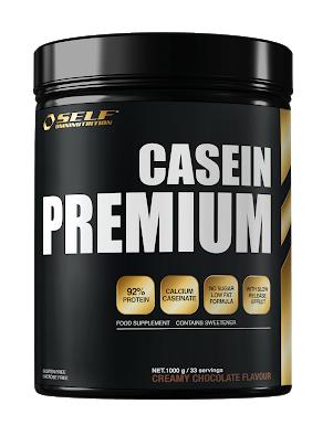 Self Casein Premium 1kg - Strawberry