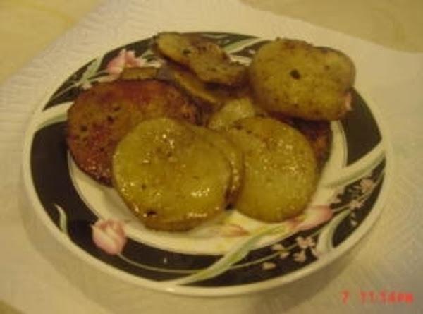 Roasted Cajun Potatoes Recipe