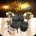 Simple Drum Kit Rock - Drum Beats icon