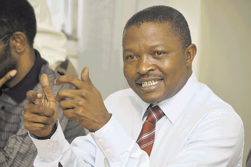 David Mabuza. Picture: THE SOWETAN