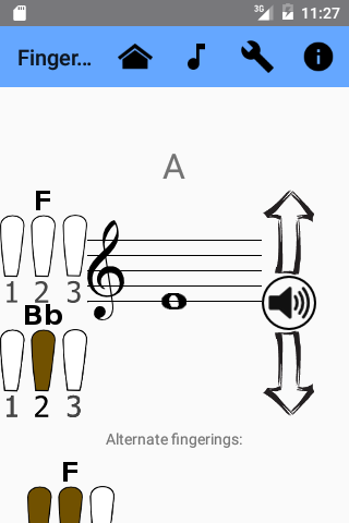 NinGenius - Woodwind & Brass Fingering Chart App - YouTube