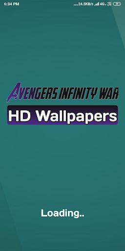 Avengers infinity war HD Wallpapers screenshots 1