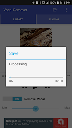 Vocal Remover for Karaoke APK screenshot thumbnail 4