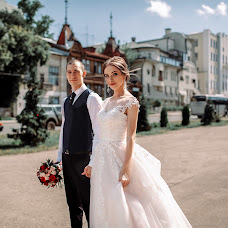 Wedding photographer Viktoriya Vins (Vins). Photo of 13.08.2018