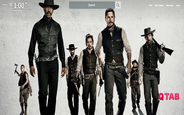 Iconic Movie New Tab Iconic Movie Wallpapers