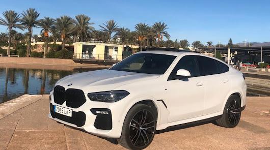BMW X6 xDrive30d M Sport, con 286 CV