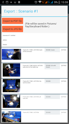 玩工具App Ray Story Board PRO免費 APP試玩