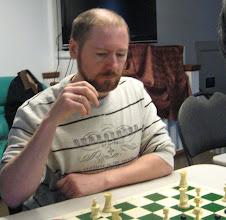Photo: Konstantin Pyryaev (Board #6 of Chigorin Chess Club)