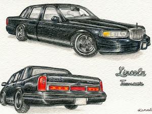 タウンカー  97年式 のカスタム事例画像 97 Lincoln  Town Carさんの2018年01月18日13:19の投稿