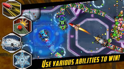 Code Triche Trailer Battle 2 APK MOD screenshots 2