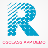 Osclass Native App Demo - Red (By Rackons)