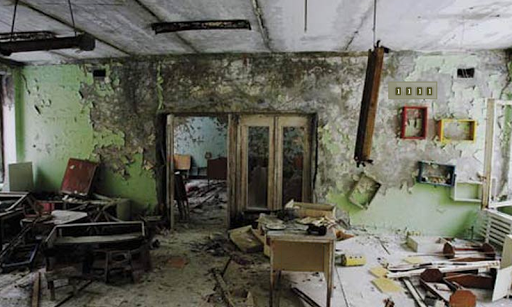 Derelict Boys School Escape