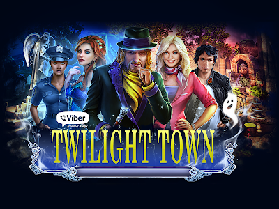 Viber Twilight Town screenshot 10