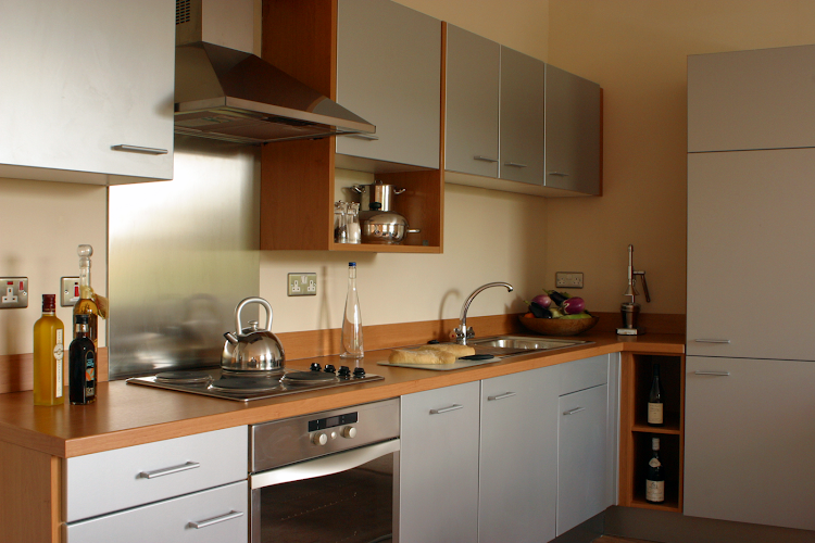 Fully equipped kitchen at Bristol - West India House