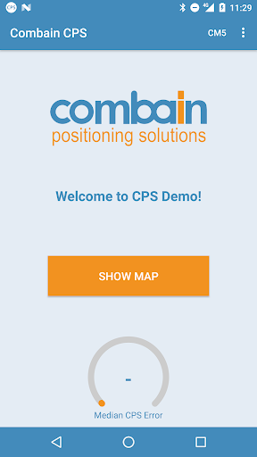 Combain CPS screenshot 1
