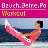Bauch, Beine, Po Core Workout