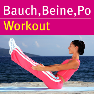 bauch beine po core workout android apps on google play. Black Bedroom Furniture Sets. Home Design Ideas
