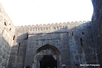 Photo: Pratapgad Entrance....