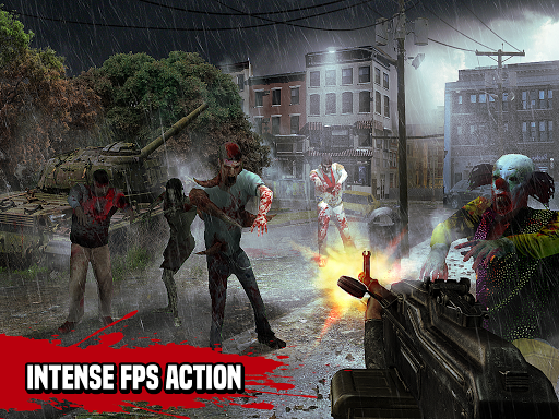 Zombie Hunter Sniper: Last Apocalypse Shooter apkpoly screenshots 14