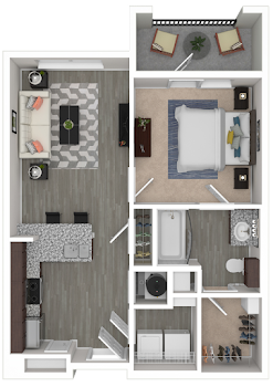 Go to Brook Floorplan page.