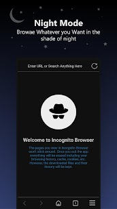 Incognito Browser – Your own Anonymous BrowserApk  Download For Android 3