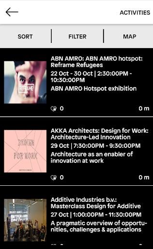 玩免費遊戲APP|下載Dutch Design Week app不用錢|硬是要APP
