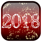 New Year Fireworks Live Wallpaper 2018