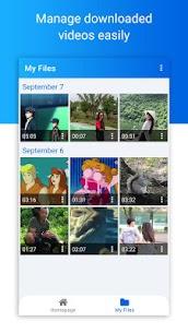 Video downloader for Facebook App Download For Android 5