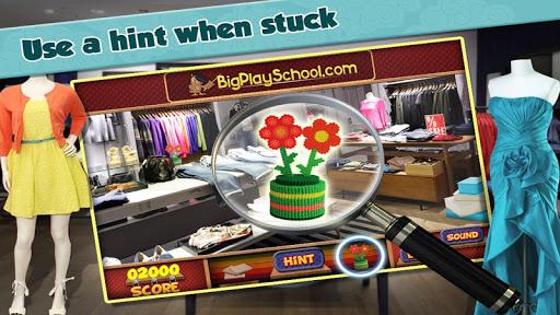 Hundred Clothing Hidden Object