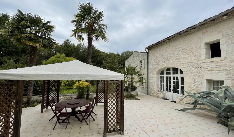 Maison avec terrasse Courcoury