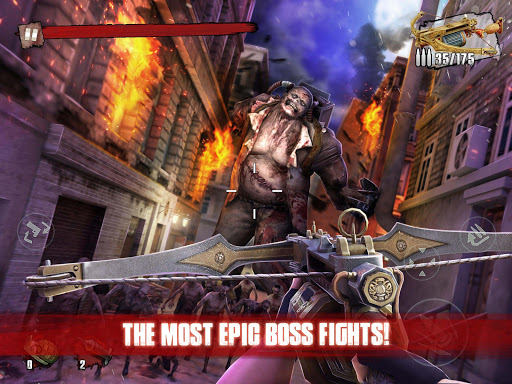 Zombie Frontier 3: Sniper FPS - screenshot