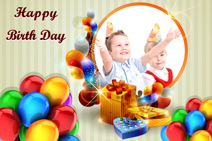 2020 Other | Images: Happy Birthday Photo Frames Editing Online